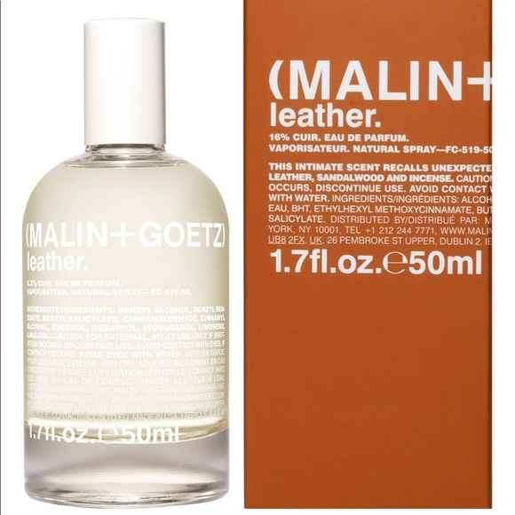 malin+goetz Other - Malin+goetz Leather fragrance